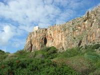 promontorio e Torre di avvistamento - l'Isulidda - 26 settembre 2010  - Macari (2498 clic)
