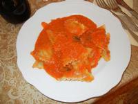 Sciacquina - triangoli di ricotta e spinaci - Due Palme - 19 giugno 2011  - Santa ninfa (1248 clic)
