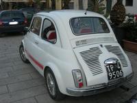 FIAT 500 ABARTH - 19 dicembre 2010  - Castellammare del golfo (959 clic)