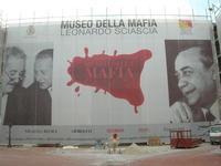 Museo della Mafia - lavori in corso - 9 gennaio 2011  - Salemi (1172 clic)