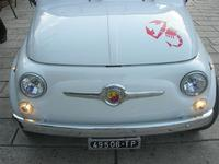 FIAT 500 ABARTH - 19 dicembre 2010  - Castellammare del golfo (1045 clic)