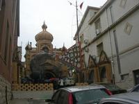 ARCHI DI PASQUA - 18 aprile 2010  - San biagio platani (2198 clic)