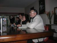 Presentazione del Connubio RizzoMani - Parole in Musica - Francesco Gallina e Donatella Piras - presso la Sala Convegni dell'Istituto Suore Francescane S. Chiara - 24 aprile 2010  - Corleone (3351 clic)
