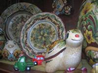 ceramiche - 1 gennaio 2011  - Erice (1337 clic)