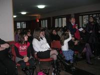 Presentazione del Connubio RizzoMani - Parole in Musica - Francesco Gallina e Donatella Piras - presso la Sala Convegni dell'Istituto Suore Francescane S. Chiara - 24 aprile 2010  - Corleone (3696 clic)