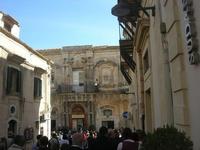 per le vie del centro storico - 16 maggio 2010  - Noto (2106 clic)