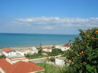 Zona Plaja - panorama del Golfo di Castellammare - 22 ottobre 2010  - Alcamo marina (1153 clic)