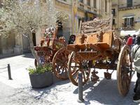 carretti siciliani in mostra - 16 maggio 2010  - Noto (2512 clic)
