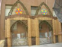 ARCHI DI PASQUA - 18 aprile 2010  - San biagio platani (2224 clic)