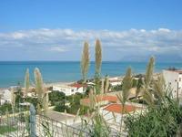 Zona Plaja - panorama del Golfo di Castellammare - 22 ottobre 2010  - Alcamo marina (1144 clic)