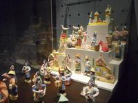 Museo Internazionale del Presepe - Collezione Luigi Colaleo - 5 dicembre 2010  CALTAGIRONE LIDIA NAV