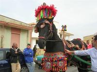 C/da Matarocco - 3ª Rassegna del Folklore Siciliano - SAPERI E SAPORI DI . . . MATAROCCO - organizzata dal gruppo folk I PICCIOTTI DI MATARO' - 10 ottobre 2010  - Marsala (1147 clic)