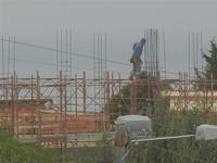 edificio in costruzione - 15 dicembre 2011  - Alcamo (640 clic)