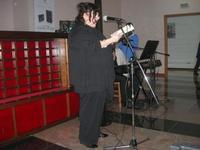 Presentazione del Connubio RizzoMani - Parole in Musica - Francesco Gallina e Donatella Piras - presso la Sala Convegni dell'Istituto Suore Francescane S. Chiara - 24 aprile 2010  - Corleone (3666 clic)
