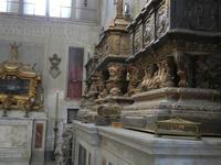 la Cattedrale Metropolitana della Santa Vergine Maria Assunta - interno: cappella Sacre Reliquie - 8