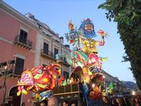 111ª edizione del Carnevale di Sciacca - sfilata corteo mascherato e dei gruppi dei carri allegorici - 6 marzo 2011  - Sciacca (1397 clic)