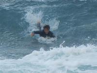 surf - Baia di Cornino - 9 ottobre 2011  - Cornino (1100 clic)