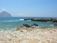 l'Isulidda e Monte Cofano - 19 luglio 2010  - Makari (2830 clic)