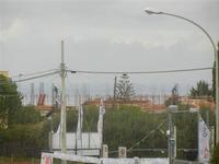edificio in costruzione - 15 dicembre 2011  - Alcamo (629 clic)
