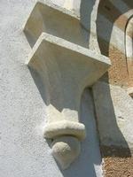 Castello di Rampinzeri - particolare architettonico - 6 giugno 2010  - Santa ninfa (1508 clic)