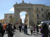 La Porta Reale - 16 maggio 2010  - Noto (2647 clic)