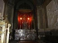 la Cattedrale Metropolitana della Santa Vergine Maria Assunta: cappella di S. Rosalia - interno - 8