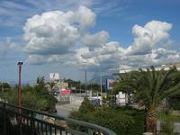 panorama nord-est con nuvole - 3 marzo 2011  - Alcamo (1082 clic)