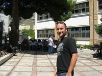 prove concerto fine anno scolastico - proff. Louis Antico e Giovanni Sonoli - I.C. Pascoli - 8 giugno 2010  - Castellammare del golfo (3193 clic)