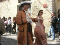 Infiorata 2010 - Corteo Barocco - 16 maggio 2010  - Noto (2787 clic)