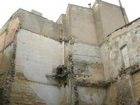 ruderi paese terremotato - 9 gennaio 2011  - Salemi (1116 clic)