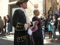 Infiorata 2010 - Corteo Barocco - 16 maggio 2010  - Noto (2612 clic)
