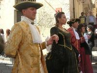 Infiorata 2010 - Corteo Barocco - 16 maggio 2010  - Noto (2741 clic)
