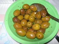 olive verdi - 31 agosto 2010  - Chiusa sclafani (3782 clic)