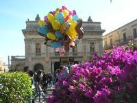 centro storico - Infiorata 2010 - 16 maggio 2010  - Noto (2928 clic)