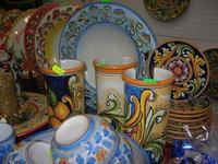 visita ad un laboratorio della ceramica - 4 dicembre 2010  - Caltagirone (2102 clic)