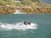 moto d'acqua - 23 ottobre 2011  - Marinella di selinunte (963 clic)