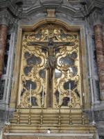 Chiesa SS. Matteo e Mattia Apostoli o Chiesa di San Matteo al Cassaro - interno- ala destra del tran