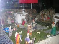 presepe in vetrina - 1 gennaio 2011  - Erice (1187 clic)