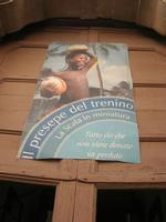 Il presepe del trenino - La Scala in miniatura - locandina - 4 dicembre 2010  - Caltagirone (1890 clic)