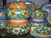visita ad un laboratorio della ceramica - 4 dicembre 2010  - Caltagirone (2149 clic)