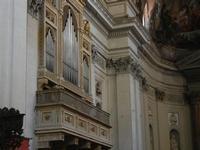 la Cattedrale Metropolitana della Santa Vergine Maria Assunta - interno: organo - 8 agosto 2011 PALE