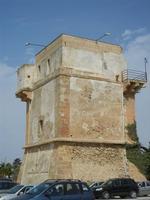 torre di avvistamento - 4 settembre 2011  - Marausa lido (800 clic)