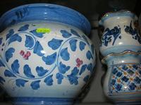 visita ad un laboratorio della ceramica - 4 dicembre 2010  - Caltagirone (2150 clic)