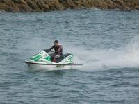 moto d'acqua - 23 ottobre 2011  - Marinella di selinunte (1164 clic)