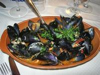 zuppa di cozze - La Cambusa - 2 novembre 2010  - Castellammare del golfo (1676 clic)