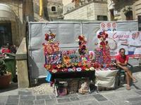 la bancarella dei fiori - 16 maggio 2010  - Noto (4365 clic)