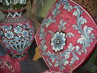 visita ad un laboratorio della ceramica - 4 dicembre 2010  - Caltagirone (1947 clic)