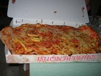 pizza ai quattro formaggi e margherita - 31 agosto 2010  - Chiusa sclafani (3968 clic)