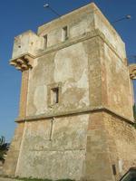 Torre di avvistamento - 7 novembre 2010  - Marausa lido (1492 clic)