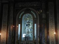 la Cattedrale Metropolitana della Santa Vergine Maria Assunta - interno: cappella Madonna degli Infe